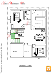 Two Bedroom Cottage House Plans Interesting Two Bedroom House Plans Kerala Style 24 For Your House
