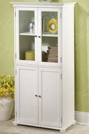 Decorative Bathroom Storage Cabinets Fascinating Bathroom Storage Cabinets On Decorative Home Design