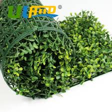 uland 25x25cm pc artificial hedges uv synthetic pravicy fence