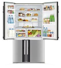 mitsubishi electric refrigerator холодильник mitsubishi electric mr lr78g pwh r side by side