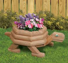 Wood Planter Box Plans Free by Rattle Snake Planter Made From Landscape Timbers Planter