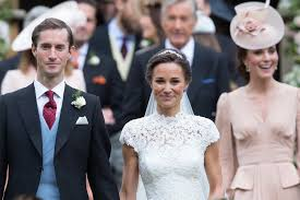 pippa middleton u0026 james matthews wedding dress u0027 romantic moment