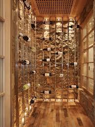 Wine Cellar Floor - natural stone wine cellar houzz