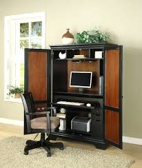 sauder armoire perfect 22 small corner computer desk armoire and