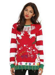 ugly christmas sweater kit topic