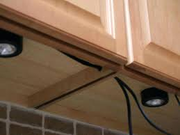hardwired under cabinet puck lighting utilitech 18 in hardwired under cabinet led light bar lighting best