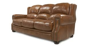 Ebay Leather Sofas by Chestnut Leather Sofa And Handmade Chestnut Brown Leather Sofa Ebay