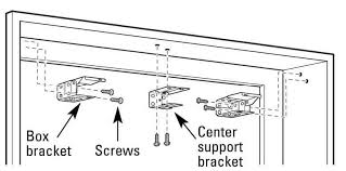 How To Install Hold Down Brackets For Blinds How To Install Wood Blinds Justblinds