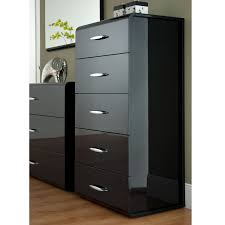 black tall dresser ideas that will improve your interior with best