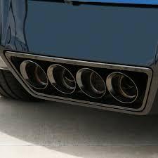 2014 corvette stingray exhaust c7 corvette stingray exhaust corsa sport valve back performance
