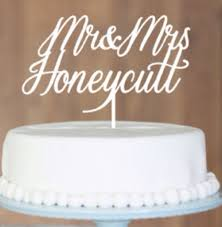 wedding cake topper cake topper name cake topper personalised