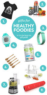foodie gifts gift guide for healthy foodies bff s
