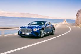 sporty all electric bentley car bentley unveils 2018 continental gt news top speed
