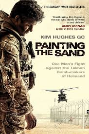 painting book painting the sand book by hughes official publisher page