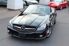 mercedes plaza motors 2009 mercedes sl63 amg tempe arizona plaza motors inc