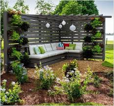 Backyards Cozy Neat Small Backyard Patio 24 My Plans Bird Feeder by Which Of These 15 Affordable Fences Will Best Keep Privacy In Your