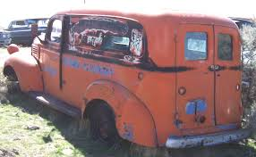 1946 dodge panel truck 1946 dodge series wc 1 2 ton panel truck for sale