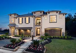 Perry Homes The Woodlands Creekside Park Model Townhome - Home design houston