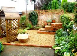 Backyard Design Ideas For Small Yards Triyae Com U003d Cute Small Backyard Ideas Various Design
