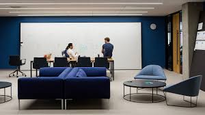 dropbox u0027s new headquarters has a room for every mood