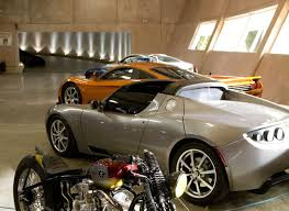 Iron Man House by Want An Underground Garage Like Iron Man U0027s His Shown In Pic