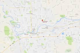 Map Of Spokane Washington Forklifts And Materials Handling For Spokane Washington