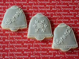 red moonrise christmas 2012 cookies