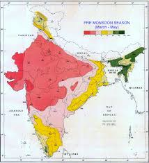 Monsoon Asia Map The Indian Monsoon Green Clean Guide