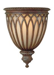 Shell Sconces Wb1238brb 1 Light Sconce British Bronze