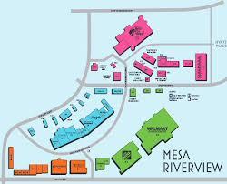mesa az map map for mesa riverview map mesa az 85201
