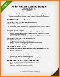 law enforcement resume template free resume samples 2014 free