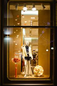 charisma fg spring window display by artlevel design studio best
