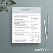 Marketing Resume 27 Best Etsy Resume Templates Etsy Cv Templates Images On