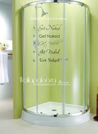 glass door stickers bathroom wall decal get decal bathroom wall art