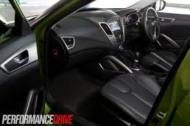 hyundai veloster 2016 interior 2012 hyundai veloster plus review performancedrive