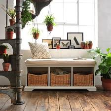 Bench With Cushion Best 25 Storage Bench With Cushion Ideas On Pinterest Diy