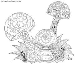 download printable complicated coloring pages for adults free to