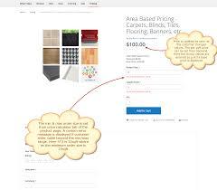Square Feet Calc Magento 2 Price Calculator U2013 Measurement Based Dynamic Pricing