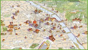 My Travel Map Florence Map My Blog