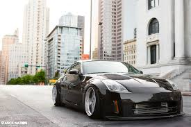 Nissan 350z Coilovers - the texas trio stancenation form u003e function