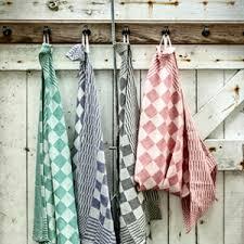 serviette cuisine 5 porte torchons récup pour sa cuisine