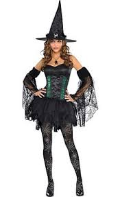 Witch Ideas For Halloween Costume Halloween Witch Costume For Women Fashion Swallow Tail Braces