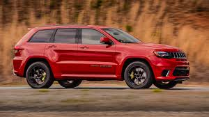 jeep grand cherokee interior 2018 2018 jeep grand cherokee trackhawk 707 hp 0 60 in 3 5 seconds