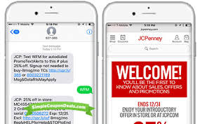 25 jcpenney coupon request yours now simple coupon deals