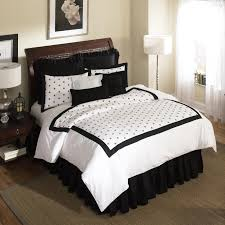 bedroom beautiful bed skirts with lovely colors for bedroom