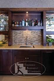Finished Basement Bar Ideas The 25 Best Finished Basement Bars Ideas On Pinterest Basement
