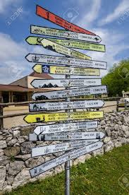 travel directions images Signboard pointing to many different cities all around the world jpg