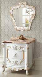 Antique Style Bathroom Vanity by A Selection Of Ornate Antique Bathroom Vanities For Small