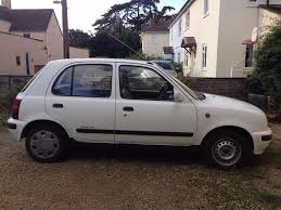 nissan almera key battery replacement nissan micra k11 1993 low mileage new exhaust and battery in