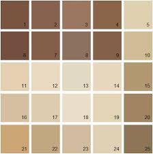 benjamin moore paint colors brown palette 07 house paint colors